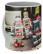 Robots Of Retro Cool Coffee Mug