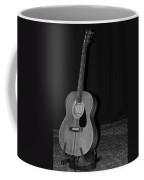Robyn Hitchcock's Guitar Coffee Mug