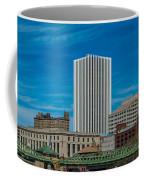 Rochester Across The River Coffee Mug