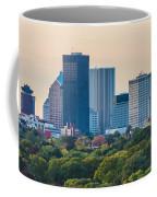 Rochester Ny Skyline At Dusk Coffee Mug