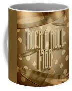 Rock And Roll 1968 Coffee Mug