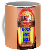 Rock And Roll Jukebox Coffee Mug