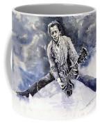 Rock And Roll Music Chuk Berry Coffee Mug