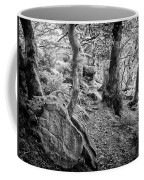 Rock And Trees Coffee Mug
