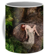 Rock Bathing Coffee Mug