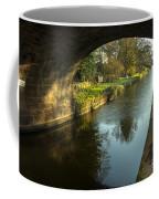 Rock Bridge Shadows  Coffee Mug