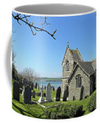 Rock Church Cornwall Coffee Mug