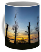 Rock Creek Silhouette Coffee Mug