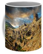Rock Devil's Finger Coffee Mug
