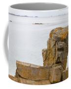 Rock Face Coffee Mug