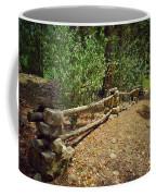 Rock Fence Coffee Mug