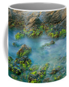 Rock Formations In The Sea, Bird Rock Coffee Mug