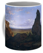 Rock In Montserrat Coffee Mug