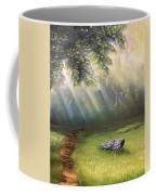 Rock In Sunlight Coffee Mug