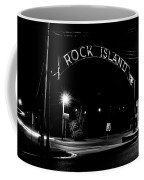 Rock Island Entrance Coffee Mug