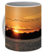 Rock Island Lighthouse Coffee Mug
