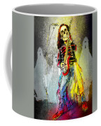 Rock N Roll The Bones Coffee Mug