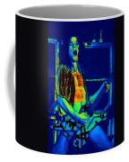 Rock 'n' Roll The Cosmic Blues Coffee Mug