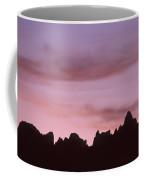 Rock Outline - Alabama Hills  Coffee Mug