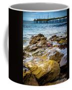 Rock Pier Coffee Mug