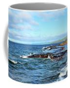 Rock Shore Coffee Mug