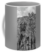 Rock Side Bw #g8 Coffee Mug