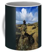 Rock Stacks Coffee Mug