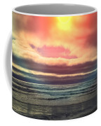 Rockaway Beach Colors Coffee Mug