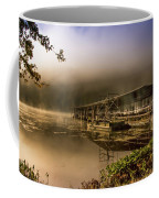 Rockaway Beach Dock 1 Coffee Mug