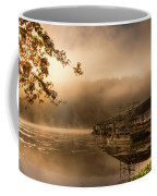 Rockaway Beach Dock 2 Coffee Mug