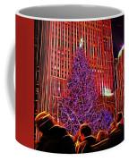 Rockefeller Center Christmas Tree Coffee Mug