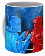 Rockem Sockem 2 The Rematch Coffee Mug