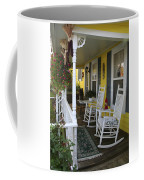 Rockers On The Porch Coffee Mug