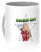 Rocket Girl Coffee Mug
