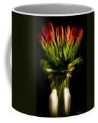 Rocket Propelled Tulips Coffee Mug