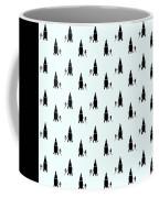 Rocket Scientist Wallpaper Coffee Mug