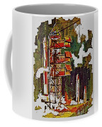 Rockets To Mars Coffee Mug