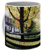 Rockford In Autumn Coffee Mug