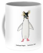 Rockhopper Penguin Coffee Mug