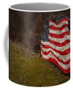 Rockin' The Flag Coffee Mug