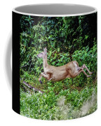 Rocking Deer Coffee Mug