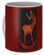 Rockinghorse Woman Coffee Mug