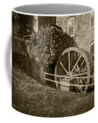 Rockland Grist Mill - Sepia Coffee Mug