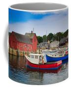 Rockport Harbor 2 Coffee Mug