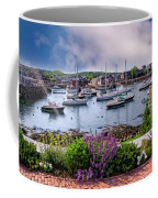 Rockport In Bloom Coffee Mug