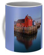 Rockport Ma Fishing Shack - #1 Coffee Mug