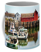 Rockport Sunrise Coffee Mug