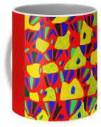 Rocks And Flowers Coffee Mug