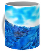 Rocks And Hard Places Coffee Mug