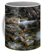 Rocks And Little Water Coffee Mug